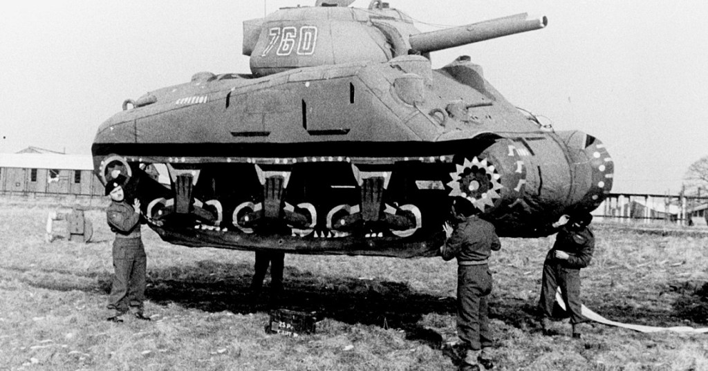 The Ghost Army - Front Lines of World War II (2013) | Metaphysic's